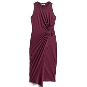 Dresses & Skirts - Nine Britton xl burgundy dress
